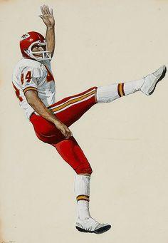 Punter Jerrel Wilson of the Kansas City Chiefs