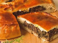 Another traditional Russian food is piroggi