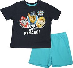 Paw Patrol Boys Best Pups Short Sleeve Pyjama Set By Best... https://www.amazon.co.uk/dp/B01ENROBEG/ref=cm_sw_r_pi_dp_gizrxb5JWEFWY