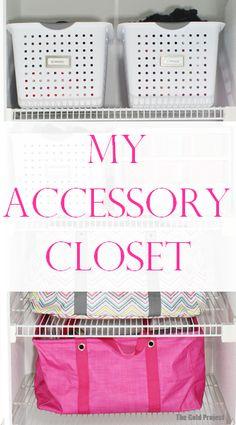 My Accessory Closet