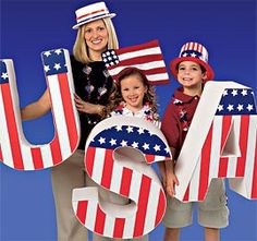 Create a Patriotic Float for July 4th Festivities « Parade Float Ideas