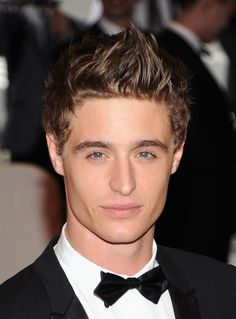 Pin for Later: 26 Pictures of Max Irons Looking Utterly Adorable