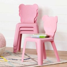 Buy Habitat Darla Plastic Kids Chair   Pink At Argos.co.uk   Your Online  Shop For Childrenu0027s Tables And Chairs. | Victoriau0027s Home | Pinterest |  Argos And ...