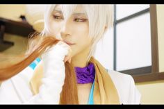 mitsuhide cosplay