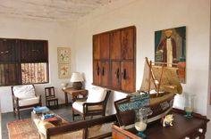 Takaungu House, Takaungu, Kilifi, Kenya - a charming beachfront holiday home - available to rent at www.eastafricanretreats.com