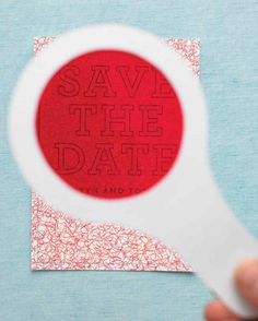 Encrypted Save-the-Date