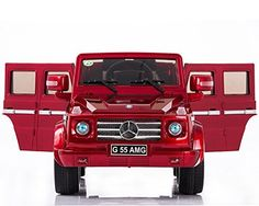 Special Offers - NEW HOT MODEL 4CH Remote Controlled Electric Licensed Mercedes Benz Ride-On Car Mercedes-benz G55 / with license design MP3 INPUT WORKING DOORS - In stock & Free Shipping. You can save more money! Check It (May 21 2016 at 11:33PM) >> http://rcairplaneusa.net/new-hot-model-4ch-remote-controlled-electric-licensed-mercedes-benz-ride-on-car-mercedes-benz-g55-with-license-design-mp3-input-working-doors/