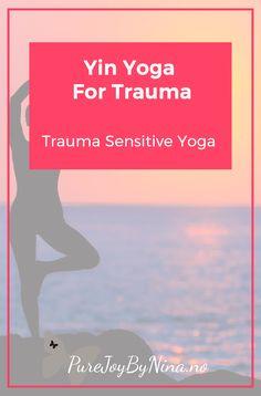 Yin Yoga for trauma, trauma sensitive yin yoga Yin Yoga, Yoga Meditation, Stop Worrying, Online Yoga, Highly Sensitive, Negative Thoughts, Trauma, Yoga Fitness, Anxiety