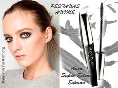 Vestite-con-Estilo-Pestañas-animé Avon, Diane Von, Beauty, Lips, Fur, Nail Forms, Face Cleaning, Exfoliating Scrub, Make Up