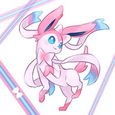 Extremely Cute Sylveon