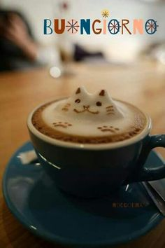 The 40 Most Amazing Examples Of Coffee Foam Art