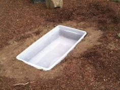 Garden Water Feature Under $30!