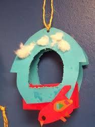 vogels in de winter knutselen - Google zoeken Angel Crafts, Bird Crafts, Snowman Crafts, Halloween Crafts, Crafts For Kids To Make, Craft Activities For Kids, Preschool Crafts, Art For Kids, Christmas Cookies Kids