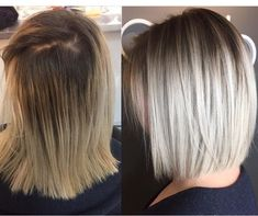 25 Cool Stylish Ash Blonde Hair Color Ideas for Short, Medium, Long Hair Medium Hair Styles, Long Hair Styles, Shot Hair Styles, Long Bob Hairstyles, Short Haircuts, Summer Hairstyles, Pinterest Hair, Short Hair Cuts For Women, Thick Short Hair