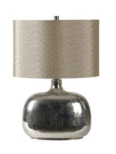 "Ren Wil LPT298 Barilla Table Lamp 23"" Tall 1 Light Accent Table Lamp Silver Lamps Table Lamps Accent Lamps"