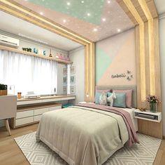 Dream Rooms, Dream Bedroom, Kids Bedroom Furniture, Bedroom Decor, Unique Furniture, Bedroom Ideas, Pretty Bedroom, Woman Bedroom, Girl Bedroom Designs
