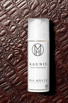 Kaunis Facial Cleansing gel Cleansing Gel, Facial Cleansing, Organic Skin Care, Cosmetics, Cream, Winter, Beauty Products, Natural Skin Care, Winter Fits