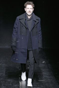 Maison Margiela Fall 2011 Menswear