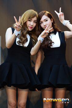 Tiffany + Jessica