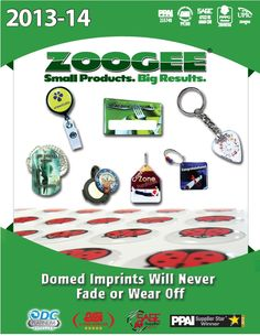 2013 Full Line Catalog from Zoogee World