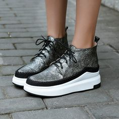 Chiko Jocelin Flatform Fashion Sneakers