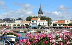 Saint-Gilles-Croix-de-Vie en Vendée