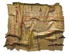 El  Anatsui (Ghanaian, 1944-)