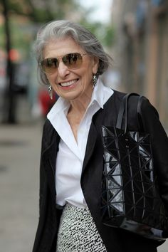ADVANCED STYLE: Beauty At Any Age