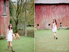 Country Girl Senior Picture Ideas | senior picture ideas for country girls | So much more to come.. please ...