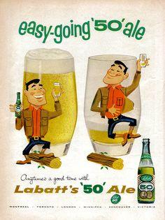 4289fc4a 20 Best Labatt 50 memorabilia images   Ale, Beer, Root Beer