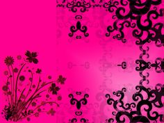 Cool Wallpaper | Wallpaper Black And Pink | Desktop Cool Wallpapers