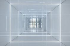 Corridor - Gallery of Glass office SOHO China / AIM Architecture - 16