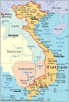 "July 2, 1976: North Vietnam unites North and South Vietnam to form the ""Socialist Republic of Vietnam""."