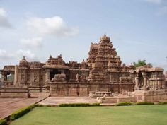 Virupaksha Temple, Pattadakal