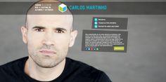 Actor CARLOS MARTINHO