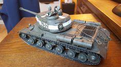 Panzermaquettes: JS-2 Stalin