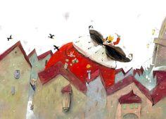 CHILDREN'S ILLUSTRATION: Ewa Kozyra-Pawlak & Pawel Pawlak