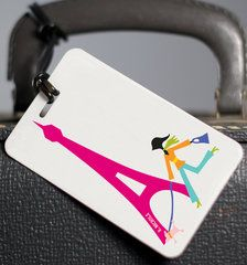 perfect luggage tags for my next trip abroad