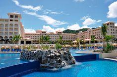 Hotel Riu Guanacaste - Guanacaste, Costa Rica The newest of the two resorts. More fun :)