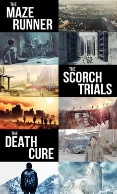 "#themazerunner  #thescorchtrials  #thedeathcure  - ""WICKED is good."""