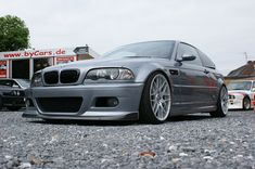 The timeless E46 M3...who remembers this from Most Wanted?