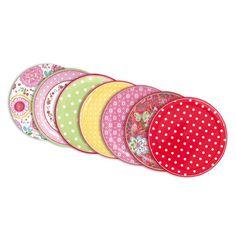 I want these melamine plates for picnics u0026 c&ing  sc 1 st  Pinterest & Treasures 11