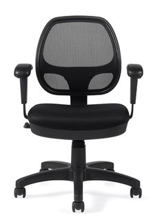 This practical mesh chair is commercial quality but affordable enough to be purchased for home office use. Office Chairs Walmart, Home Office Chairs, Home Office Furniture, Chairs For Small Spaces, Small Accent Chairs, Mesh Chair, Mesh Office Chair, Chairs For Bedroom Teen, Vintage Dining Chairs
