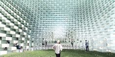 Gallery of BIG's 2016 Serpentine Gallery Design Revealed (Plus Four Summer Houses) - 3