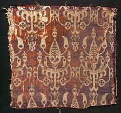 Fragment of an Achmim Shoulder Band, Coptic.