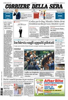 Corriere della Sera // 07/08/2017 //