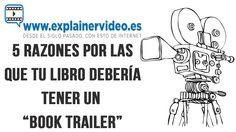 #BookTrailer Quieres conocer qué es un book trailer? Lo puedes descubrir aquí.