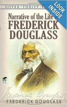 #blackhistory #Book: Narrative of the Life of Frederick Douglass (Dover Thrift Editions): Frederick Douglass: This is an excellent narrative from a slave of the highest acumen. This books details the oppression that Douglass went through before he finally escaped to freedom. Douglass wrote several autobiographies, but this is the most read. This narrative is in a genre that was popular with abolitionists in the pre-war north.