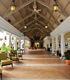 Inside the Curacao Marriott