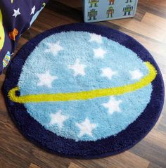 rocket ship room decor | using outer space bedding kids outer space bedrooms decorate solar ...